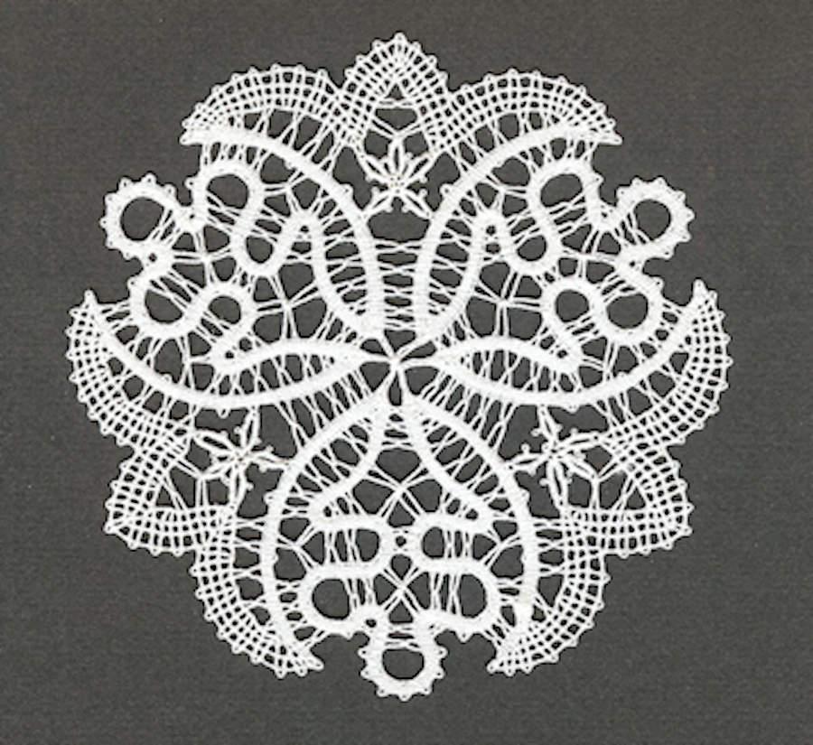 PROFICIENCY MAT Pattern design-Idrija_Lace_School-Lacemaker-A_Marguccio