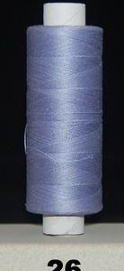 Thread Cotton Purple Light 026