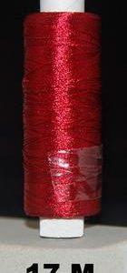 Thread-Metalic-Red-17-M